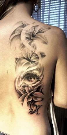 Gruenerkobold Lilien Schn 246 Rkel Tattoos And