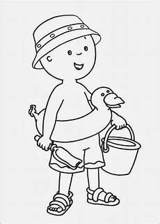 coloring pages caillou coloring pages