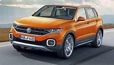 Le 2019 Volkswagen T Cross Surpris En Test Drive