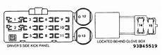 1986 Toyota Fuse Box Diagram 35 Wiring Diagram
