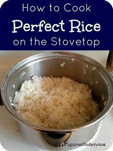 how to cook perfect rice on the stove easy mexican rice