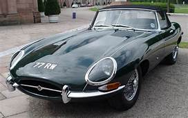 Greatest Cars Jaguar E Type  In 2 Motorsports