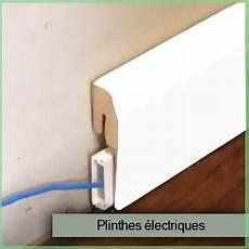 Plinthe Electrique Passe Cable Clipsable Rev 234 Tue Blanc
