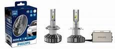 Philips H7 X Treme Ultinon Led Low Beam Headlight Kit For