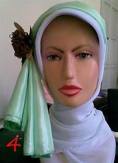 Cara Memakai Jilbab Pesta Fyfyanaa