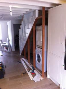 Laundry Room Stairs