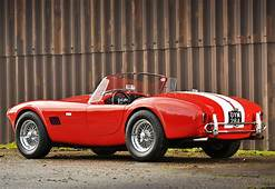 1963 AC Shelby Cobra 289 MkII  Specifications Photo