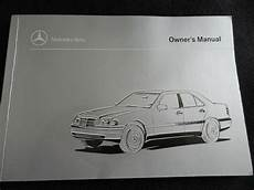 service and repair manuals 1996 mercedes benz s class windshield wipe control 1996 mercedes benz c220 c280 c36 amg owners manual c 220 280 36 ebay