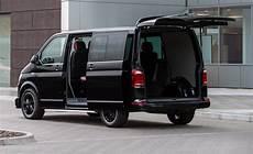 Vw Launches Transporter Kombi Sportline Business Vans