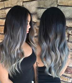 Grey Ombr 233 Hair Is The Newest Color Trend And It S