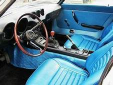 Leather 240z Dashboard  Things That Move Me Datsun