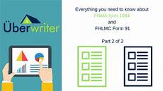 how to use fnma 1084 and fhlmc form 91 part 2 blueprint