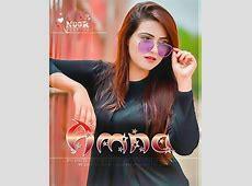 Attitude Girl Amna Name Dp