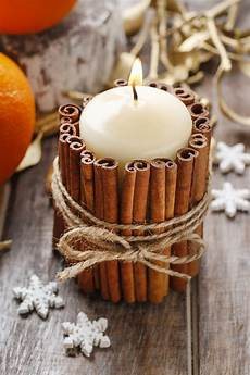 easy 2 step diy cinnamon stick candle gift tutorial