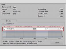 quickbooks write off accounts payable