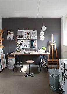Peaceful Home Office Daily Decor