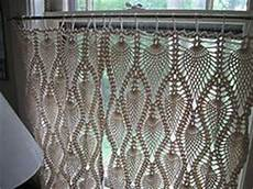 Gardinen Stricken Muster - 1000 images about crochet window coverings on