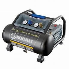 shop kobalt 3 gallon portable electric air compressor at lowes shop kobalt 3 gallon portable 155 psi electric dog air compressor at lowes com