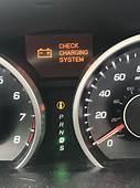 2009 Acura Mdx Check Transmission Light