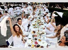 SEEN: Diner en Blanc in Downtown Pittsburgh   Pittsburgh