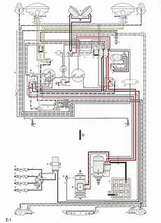 thesamba karmann ghia wiring diagrams thesamba com karmann ghia wiring diagrams