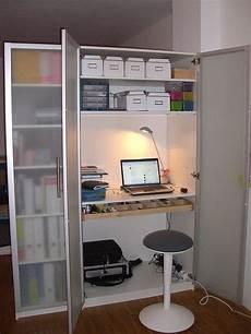Ikea Pax Home Office 1 M 246 Bel F 252 R Kleine R 228 Ume Pc