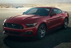 2017 ford mustang color options