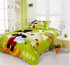 piumoni disney mickey mouse green disney bedding sets www
