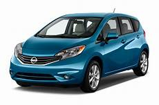 2016 Nissan Versa Note Reviews And Rating Motor Trend
