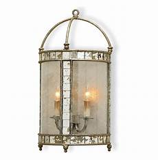 sardinia antique silver leaf lantern style wall sconce kathy kuo home