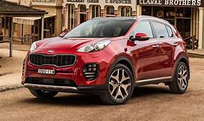 2016 Kia Sportage Pricing And Specifications  Photos