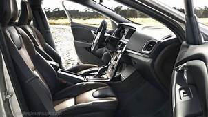 Volvo V40 Cross Country 2016 Dimensions Boot Space And