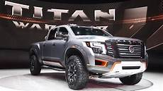 nissan titan nissan titan warrior concept 2016 detroit auto show