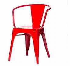 copie chaise tolix lot 4 fauteuils tolix a56 bleu chaise design