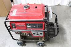 Honda Em5000s honda em5000s generator property room