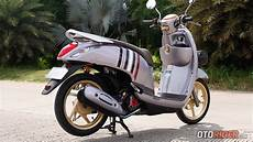 Modifikasi Honda Scoopy 2018 by Modifikasi Honda Scoopy Simpel Anti Thailook