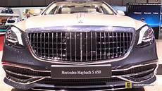 2019 mercedes maybach s650 exterior and interior