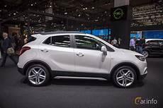 Opel Mokka X 1 4 Turbo Manual 140hp 2018