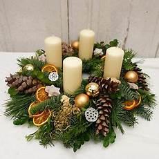 adventskranz frisch weihnachten weihnachts deko