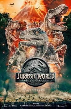 is this jurassic world fallen kingdom poster a joke