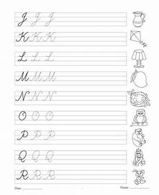 70 cursive worksheets for handwriting practice kittybabylove com