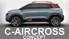 c aircross citro 235 n c aircross concept