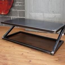 table basse metal zed table basse design table de