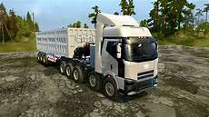 faw version 1 0 v14 08 19 spintires mudrunner trucks