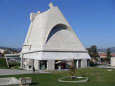 Amazing Exterior Of Church Picture Of Site Le Corbusier