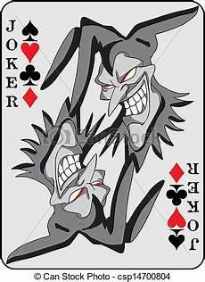 joker vektor card hintergrund