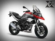 Cb150r Modif Touring by Konsep Modifikasi Honda Cb150r Adventure Cxrider