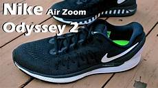nike air zoom odyssey 2 review