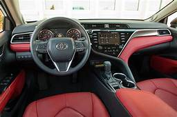 Toyota Camry 2018 Interior  Crunchy Trends