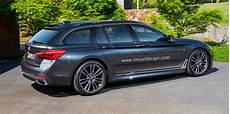 2011 bmw 5 series wagon 2017 bmw 5 series sedan and touring wagon rendered